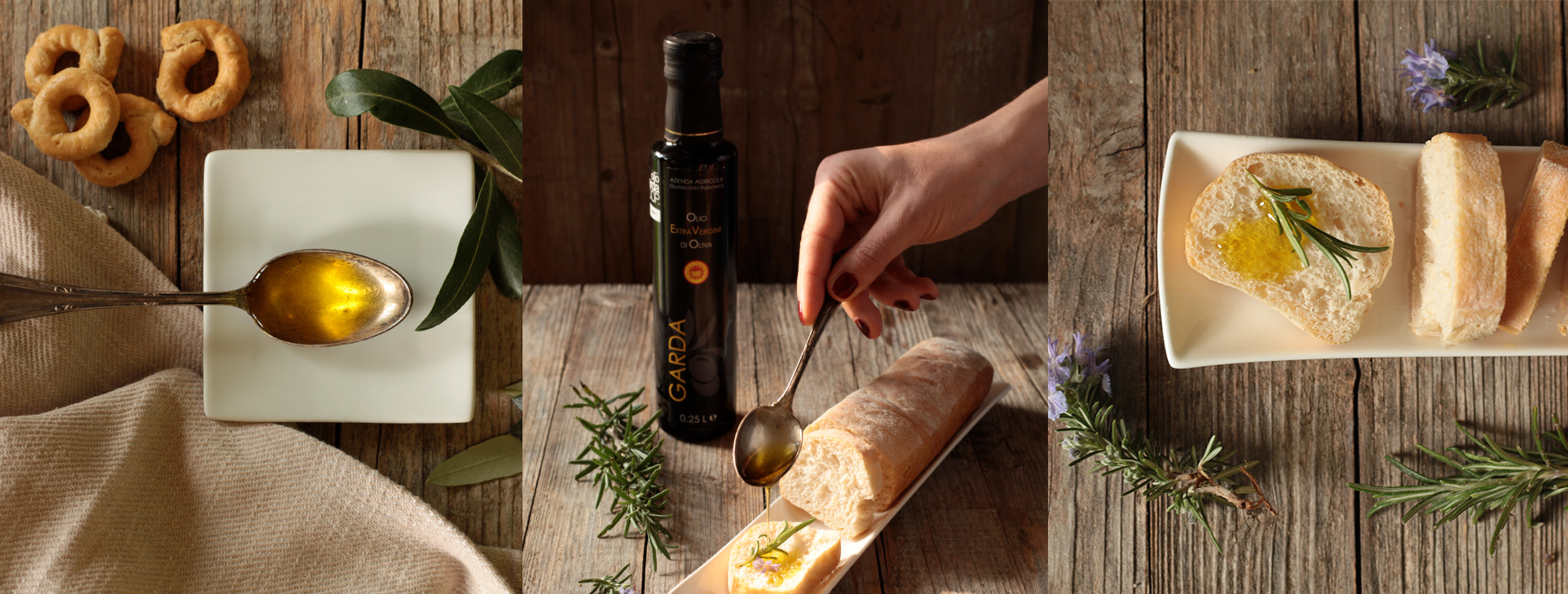 Camping with Lake Garda Oil production